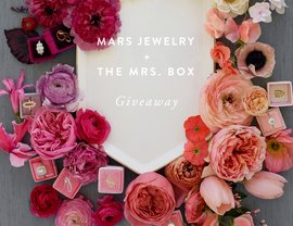 Introducing MARS Fine Jewelry x The Mrs. Box Holiday Giveaway